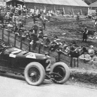 Britain's first Grand Prix