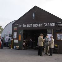 Visiting the T.T. Garage, Farnham - updated