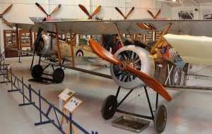 Two beautiful Sopwith scouts will star in 2015